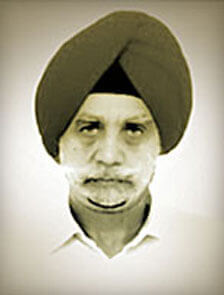 Mr. Major Manmohan Singh (Retd.)
