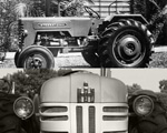Formation of International Tractor